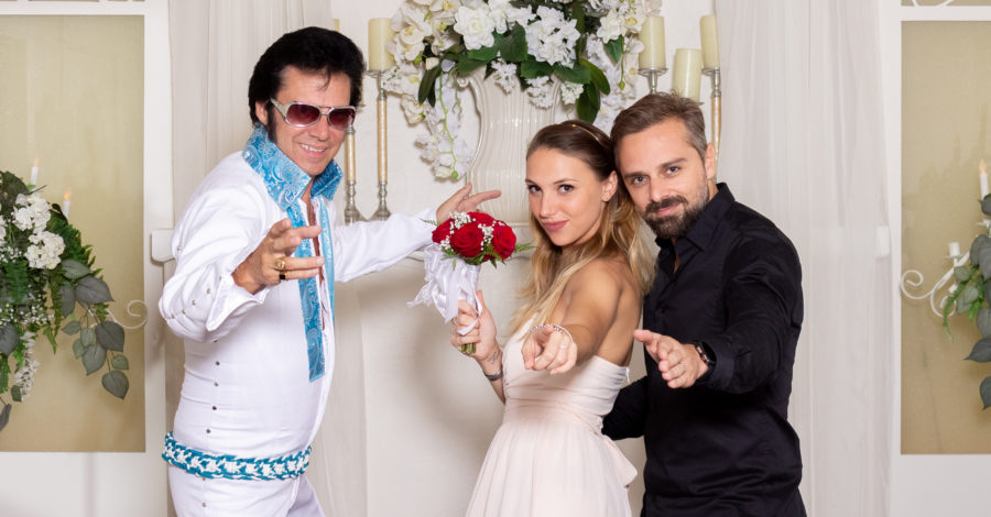 Come sposarsi a Las Vegas